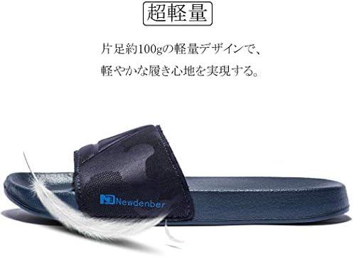 サンダル メンズ スリッパ 大きいサイズ 軽量 滑り止め スポーツサンダル シャワーサンダル ベランダ 室内/室外履き