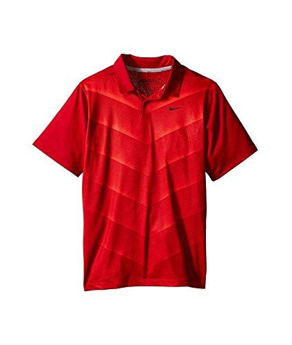 Nike TW 26 Degree Fade - Polo para niño, Color Rojo/Negro, Talla M ...