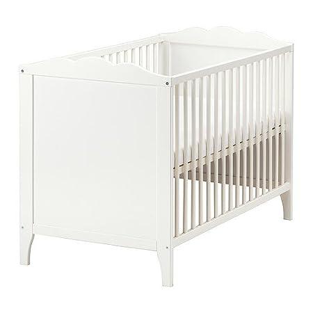 Ikea Hensvik Cot White 60x120 Cm Amazon Co Uk Kitchen Home
