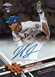 2017 Topps Chrome #RA-SL Seth Lugo Certified Autograph Baseball Rookie Card
