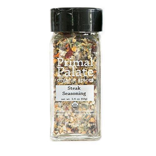 Primal Palate Organic Seasoning Certified product image