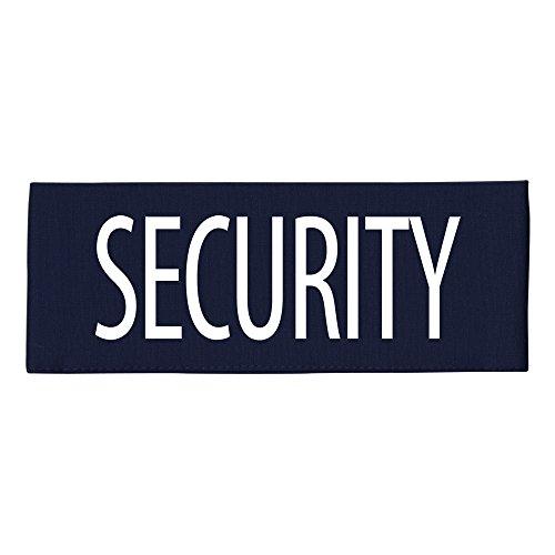 ARMBINDE Baumwolle mit Print - Security - 30739 schwarz