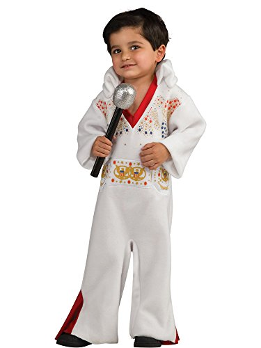 [Elvis Romper Costume for Infants/Toddlers] (Elvis Costumes Cape)