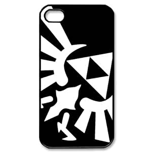 Custom The Legend of Zelda iPhone 4 / 4S Best Durable Case Cover