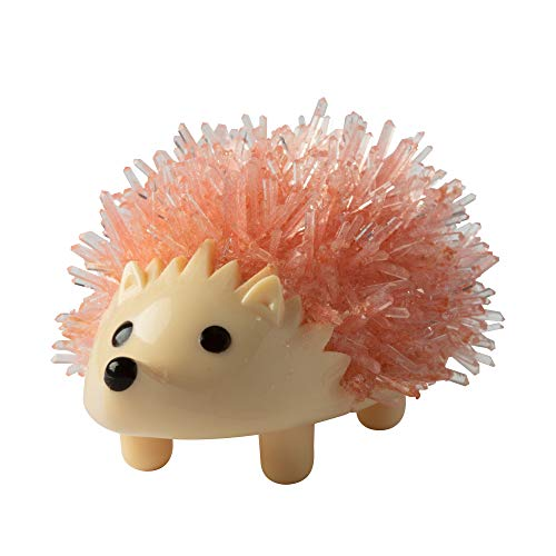 Fat Brain Toys Crystal Growing Hedgehog - Red
