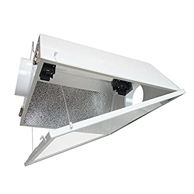 Hydroplanet™ Double Ended Reflector Hood Hydroponic Grow Lights
