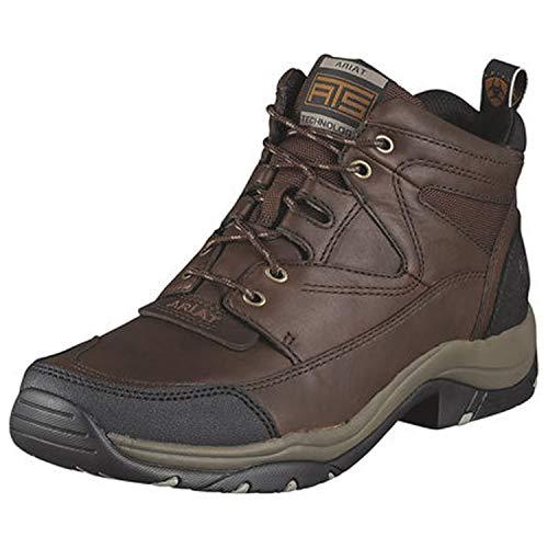 Ariat Womens Terrain Boot, Cordovan, 9.5 B US