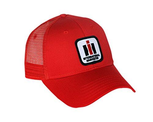 International Harvester IH Logo Hat, red - Hat International