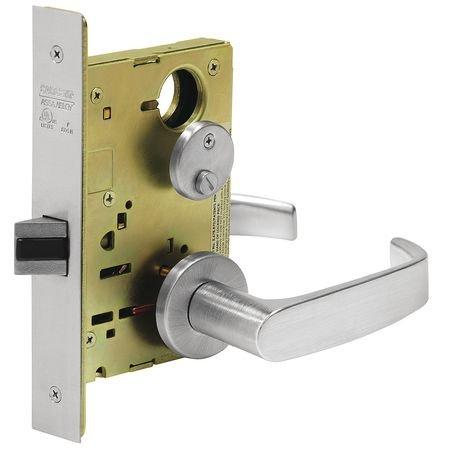 Locks Sargent Mortise (Sargent 8265 LNL 26D Mortise Lock, 9.25