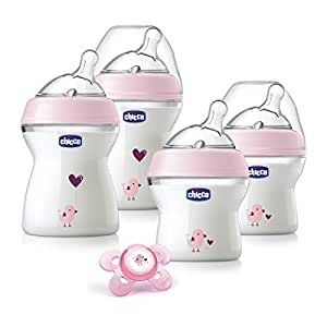 Chicco Stage 1 Deco Gift Set, Pink