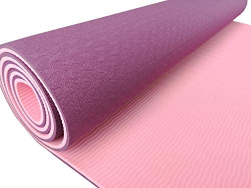 Iseaa Esterilla para Yoga Pilates Fitness Gimnasia TPE ...
