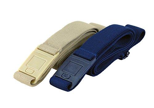 Denim Skinny Belt - 5