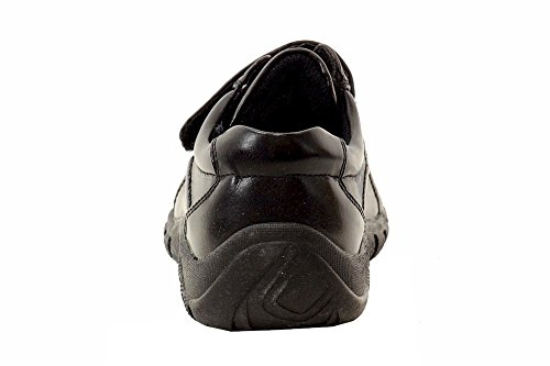 Easy Strider Boys The Courtyard Fashion Sneakers Schooluniform Schoenen Zwart
