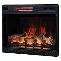 Classic Flame 28? 3D Electric Fireplace ...