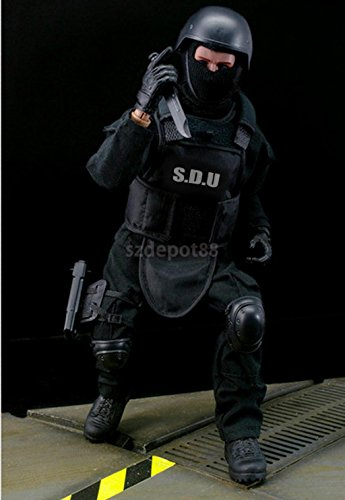 """1/6 MILITARY ARMY COMBAT SDU FORCE SOLDIER 12"""" ACTION FIGURE MODEL KIDS TOY"""