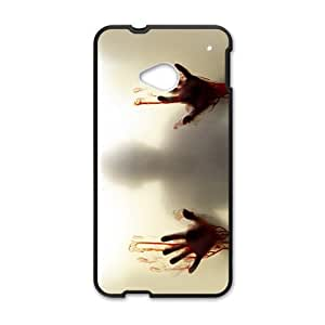 horrific blood hands Cell Phone Case for HTC One M7