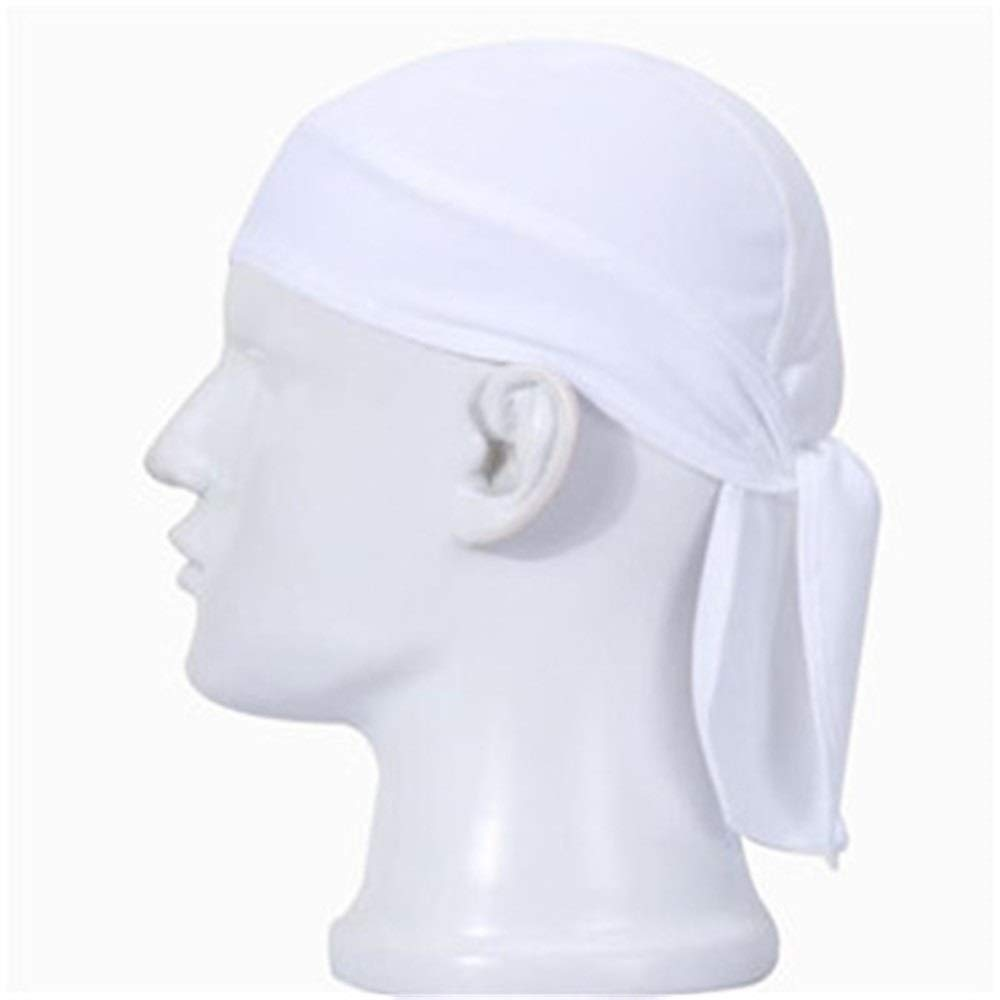 LinHut Fahrradzubeh/ör Unisex Classic Bandana Kopftuch Atmungsaktive Piratenm/ütze Anti-UV Stirnband Head Wrap Cap Kopfbedeckungen Kopfbedeckungen f/ür Outdoor-Sportarten Wandern Color : Brown