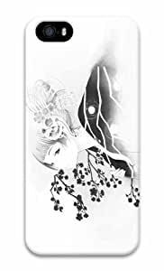 iPhone 5 3D Hard Case Traditional Art