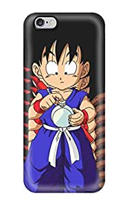 New Diy Design Kid Goku For Iphone 6 Plus Cases Comfortable For Lovers And Friends For Christmas Gifts