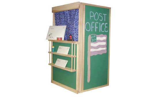Floor Model Puppet Theater (Beka Club House Theater, Chalkboard Surfaces)