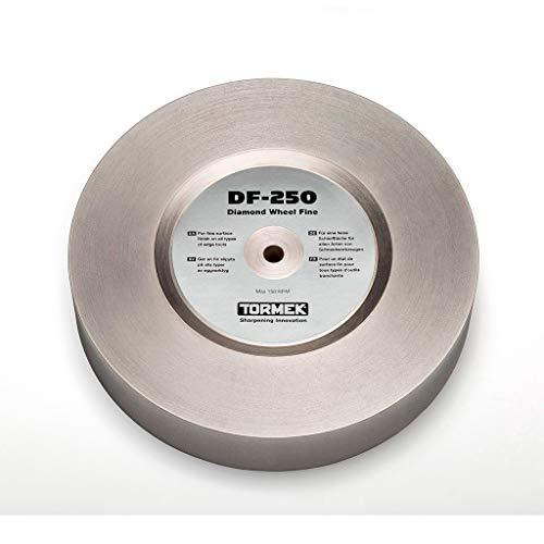 Tormek 600 Grit Diamond Wheel DF-250 for T-8 and - Tormek T7 Water