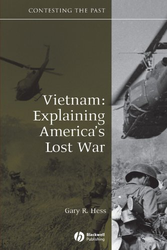 Vietnam: Explaining America's Lost War by Wiley-Blackwell