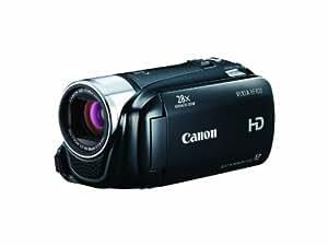 Canon VIXIA HF R20 Full HD Camcorder with 8GB Internal  Flash Memory (Black)