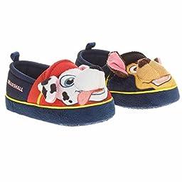 Paw Patrol Toddler Boys Puppy Dog Slippers