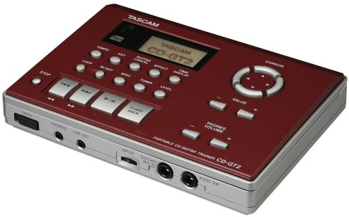 Tascam CDGT2 Guitar Trainer (Guitar Recorder)