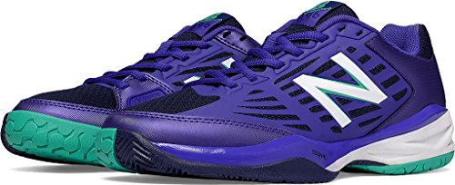 New Balance Women's 896v1 Lightweight Tennis Shoe - Purpl...