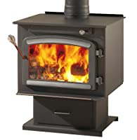 Drolet Classic Wood Stove with Blower - ...