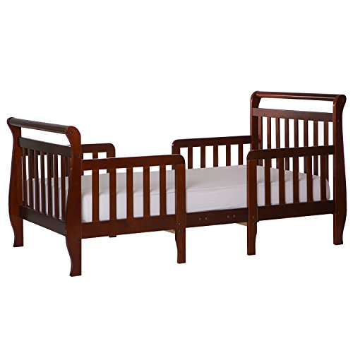 toddler bed in espresso - 3
