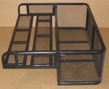 Universal Atv Rear Basket - 7