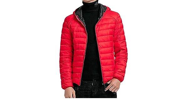 Cromoncent Boys Hooded Zip Quilted Pocket Padded 休闲羽绒 Jacket Parka Coat