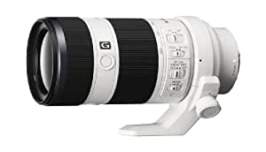 SONY telephoto zoom lens FE 70-200mm F4 G OSS full-size SEL70200G