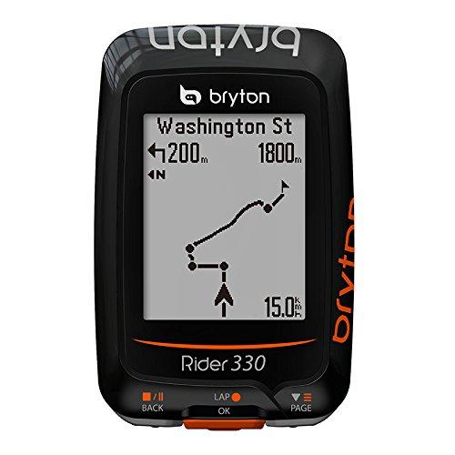 Image of Bryton Rider 330 GPS Cycling Computer