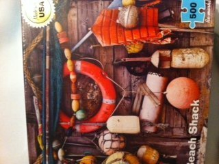 Re-marks Beach Shack 500pc Jigsaw Puzzle - Beach 500pc Jigsaw Puzzle Shopping Results