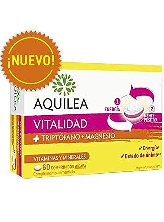 Aquilea Aquilea Vitalidad 60Comp. 1 unidad 200 g: Amazon.es: Salud ...