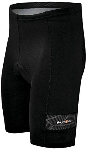 染色家畜シリンダーFunkier(ファンキアー) Roma ローマ パンツ B1パッド ブラック XLサイズ XLサイズ