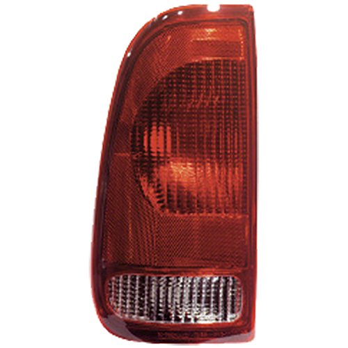 Ford F-150 F-250 F-350 Heritage Super Duty Left Driver Side Tail Light For Styleside Models CAPA Certified
