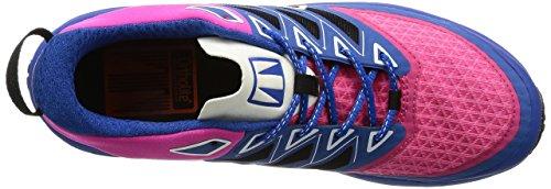 Ws Mujer Fucsia Tecnica Multicolore Inferno Blu Zapatillas de 3 0 Xlite deporte qvI7w8vF6