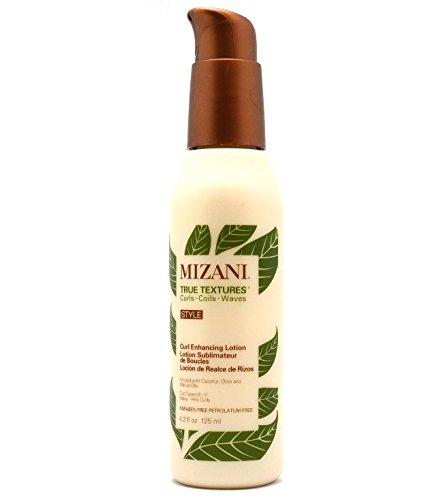 Mizani True Textures Unisex Curl Enhancing Lotion, 4.2 Ounce