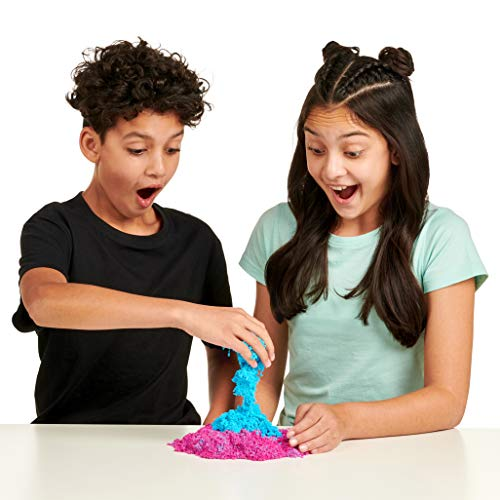 The The Foam Alive Ice Cream Kit is a new toy for girls ages 6 to 8