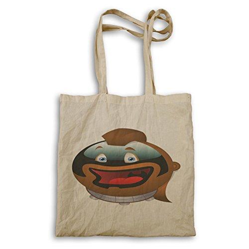 Smiley Face A307r Funny Happy Punk Bag Novità Art Vintage Tote 6wvS6xqpn