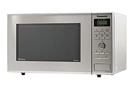 Panasonic NN-E201WMEPG - Microondas (800W, 20 litros), color Blanco: Amazon.es: Hogar