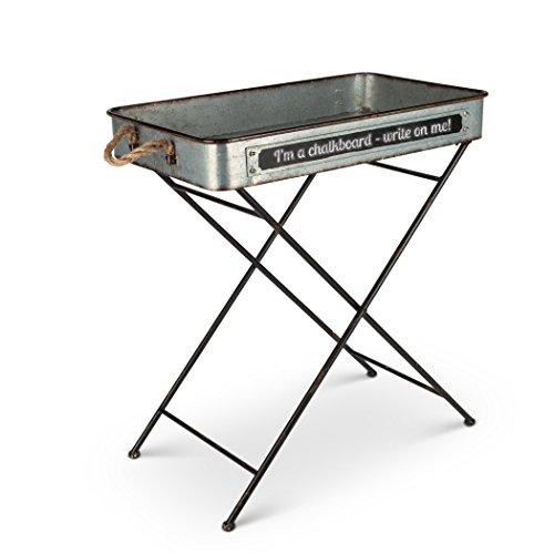 24-long-galvanized-metal-tray-folding-table