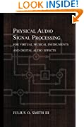 #8: Physical Audio Signal Processing: for Virtual Musical Instruments and Digital Audio Effects