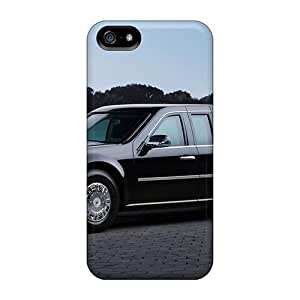 Fashionable Style Case Cover Skin For Iphone 5/5s- Cadillac Pres-limo by lolosakes