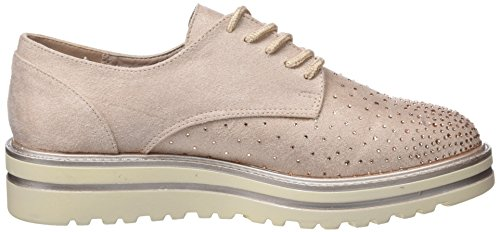 XTI Damen 47800 Oxfords Pink (Nude)