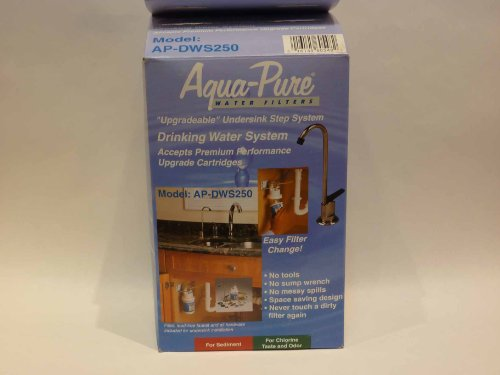 aqua pure water filter ap517 - 6